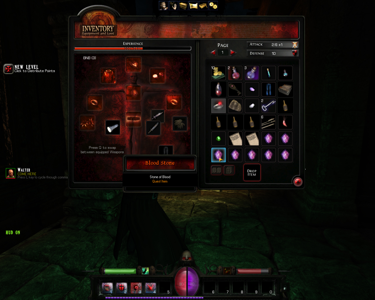 BloodLust - Vampire ShadowHunter screenshot